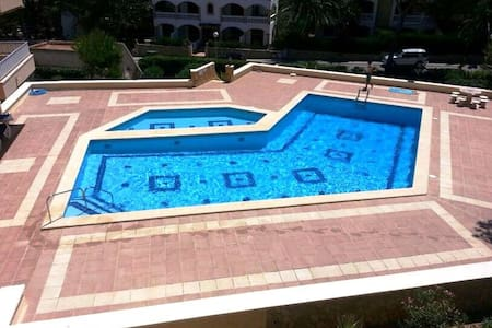 With Pool-View beside the beach - Cala Agulla - Pis