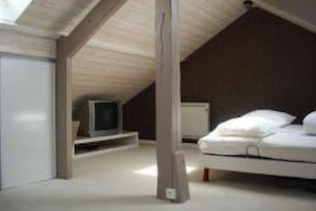 Appartement duplex 45m²
