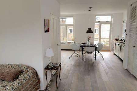 Bohemian studio Utrecht - TASMAN - Utrecht - Appartement