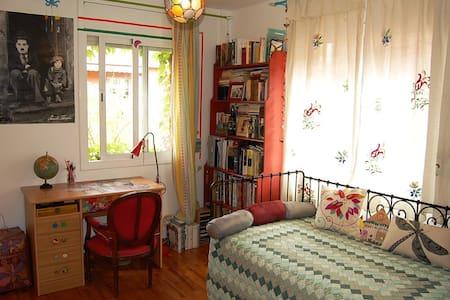 Luminosa Maggiorana Room - Sant Cugat del Vallès - Townhouse