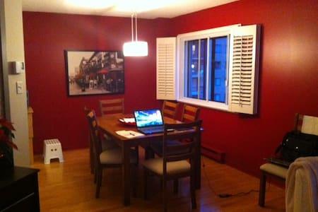 chambre,condo - Montréal - Lägenhet