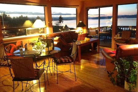 US Open View Home near Chambers Bay