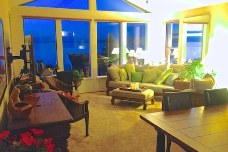 US Open View Home near Chambers Bay - Steilacoom - House