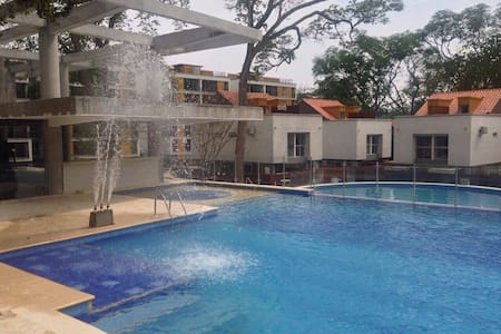 Apartment in Santafe de Antioquia in a resort like - Byt