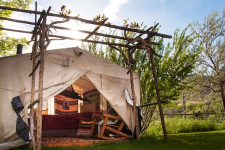 Canvas Under the Stars - Cody, WY - Cody - Tent
