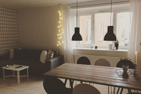 Warm and cozy apartment - Appartement