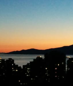 Amazing views - heart of Vancouver