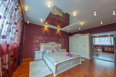 Красивая квартира в центе Астаны!!! - Daire