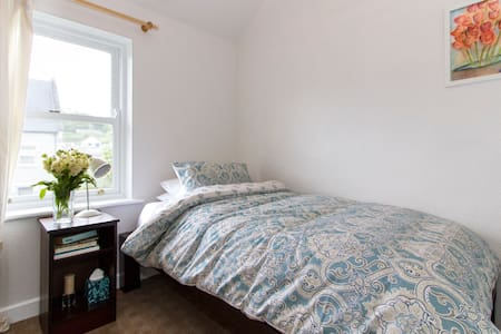 Cosy single bed in town - Westport - House