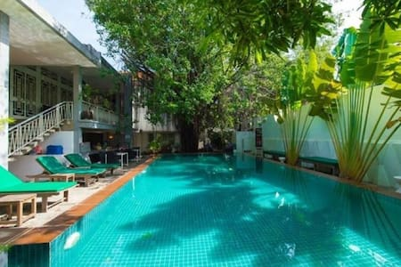 Stay in a Princess's former home! - Phnom Penh - Bed & Breakfast