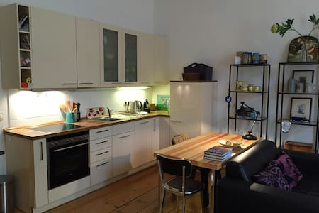 Maxvorstadt - 72 sqm. Flat - Munich - Appartement
