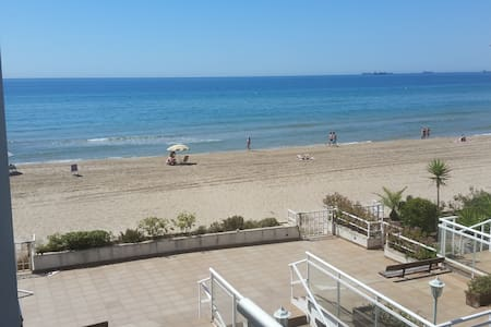 Apartment in the beach - Tarragona