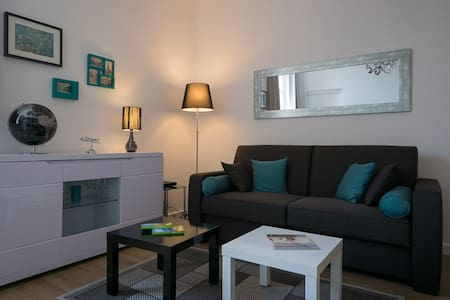 NEW! Modern, Quiet and Comfortable - Honfleur - Apartment