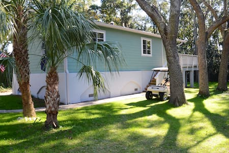 Parris Island/Beaufort/Beaches/Golf/Fishing/Relax - Port Royal - Casa