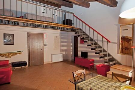 Fortezza di Pozzo - Alberto - Wohnung