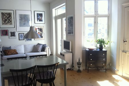 Double room in trendy Nørrebro