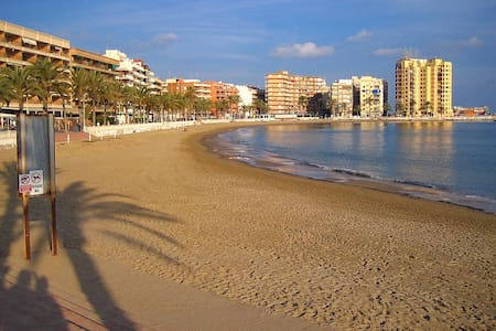For rent apartment La Mata. Spain - Apartament