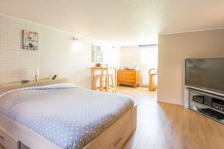 Chambre cosy au coeur du Tregor - Haus