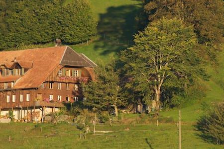 Ferienhaus/Groups Neuhaus Emmenmatt - Emmenmatt - Huis