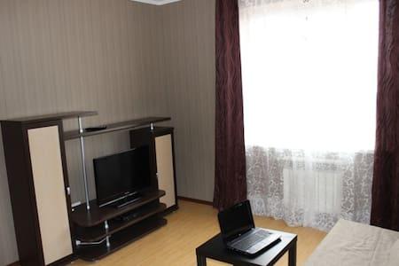 Уютная квартира в районе к/т Аврора
