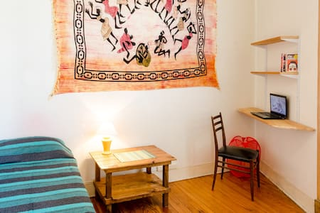 Single Room in beautiful flat - Buenos Aires