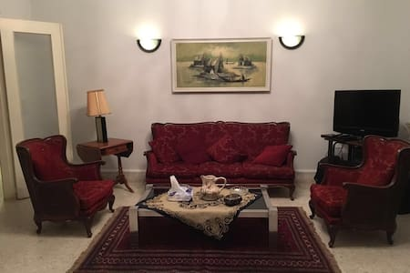 Furnished Apartment for rent - Flat