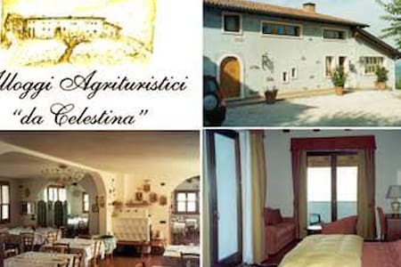 Un Bed&Breakfast immerso nel verde - Bed & Breakfast