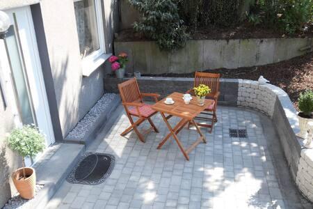 Traumhaft schöne FeWo nähe Koblenz - Apartamento