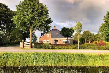 BnB Punthorst in gemeente Staphorst - Bed & Breakfast