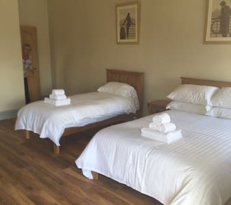 We provide 4 one bedroom apartments which are furnished and decorated to the highest standards making them the perfect base from which to discover all that Cashel and the surrounding areas have to offer.