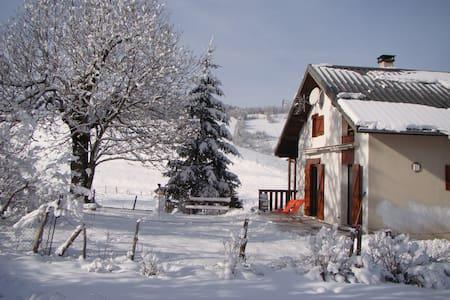 Maisonnette à Corrençon en Vercors - Corrençon-en-Vercors - House