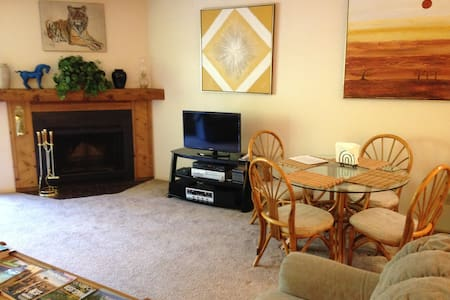 Awesome Condo In Twin Lakes Idaho - - Condominium