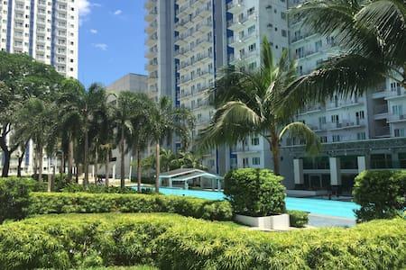 SMDC  Grass Residences w/Balcony - Pis