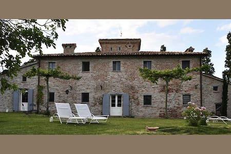 B&B Il Casale del Duca - Urbino - Vila
