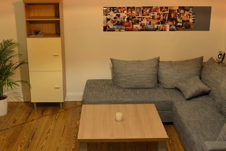 Hamburg-Altona (Ottensen) 2-Zimmer - Lyxvåning