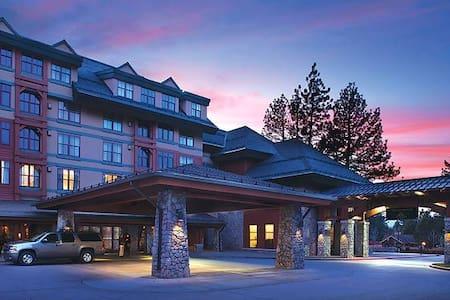 Vacation week in Tahoe at Marriott by Heavenly! - South Lake Tahoe - Villa