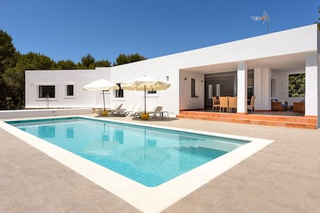 New Villa w Pool 19mins from Ibiza - Ibiza