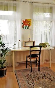 Ein Zimmer am Deich - Hamburg - Rumah
