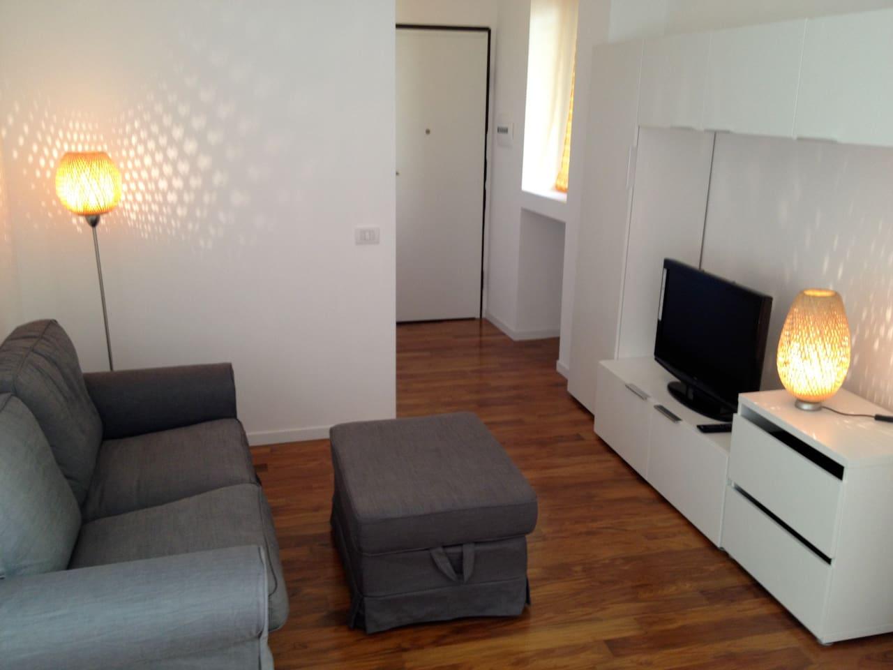 Apartment located in Porta Venezia