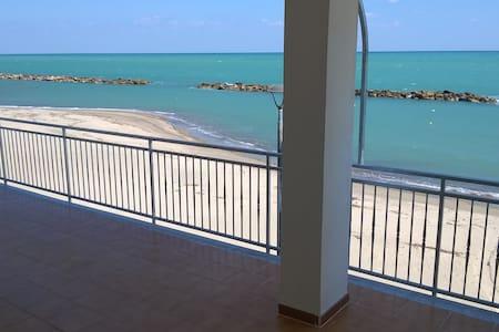 Appartamento sul mare primo piano - Appartamento