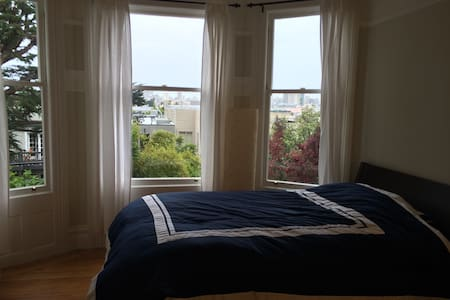 Bright Room Near Dolores Park