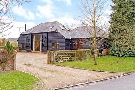 Converted Barn close to Goodwood - Duncton - Casa