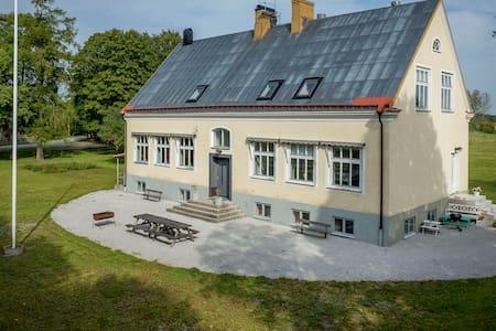 Träkumla skola 2 - Visby - Lejlighed