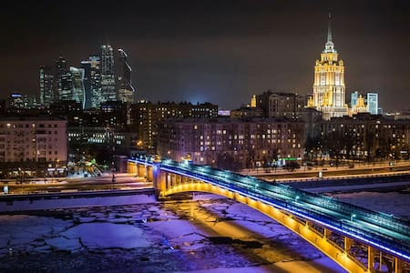 Scenic penthouse centremost Moscow