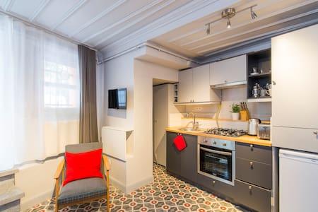 Old Istanbul Studio Apartment - Byt