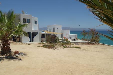 Beachfront LaVentana- El Sargento S - La Ventana