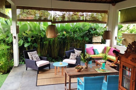 Heart-of-Ubud 1-bedroom hidden gem