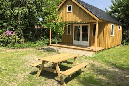 Zeeuws Scandinavische Lodge in Zld! - Dom