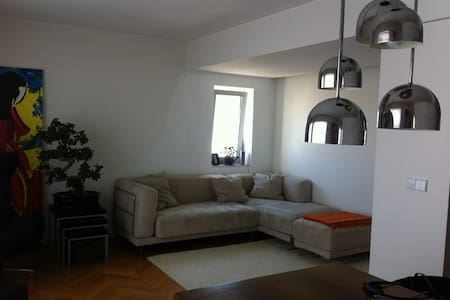 Apartamento moderno perto da praia - Wohnung
