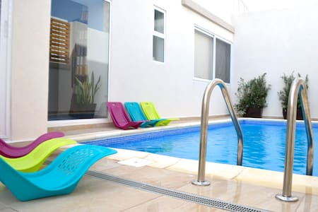 Villa with pool St Julians - Room4*